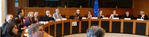 Launch of the EP Interest Group on Allergy and Asthma – 25 March 2015 icon
